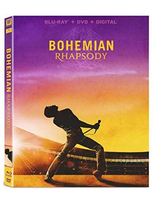 Bohemian Rhapsody Blu-ray Disc