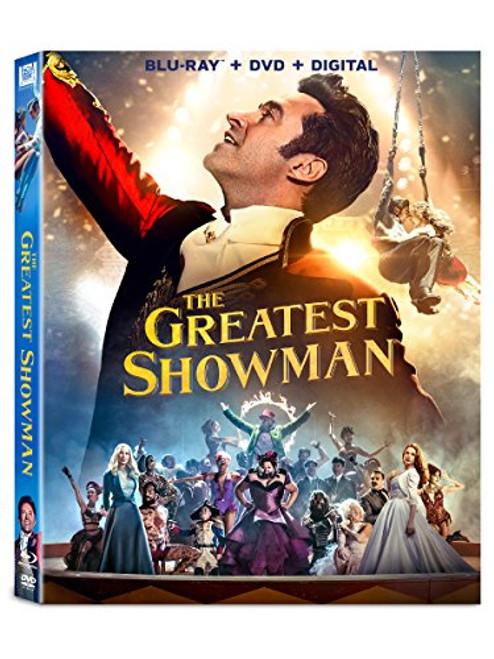 The Greatest Showman Blu-ray Disc