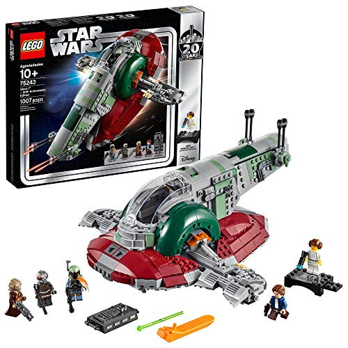 LEGO Star Wars Slave I - 20th Anniversary Edition 75243 - Pic 1