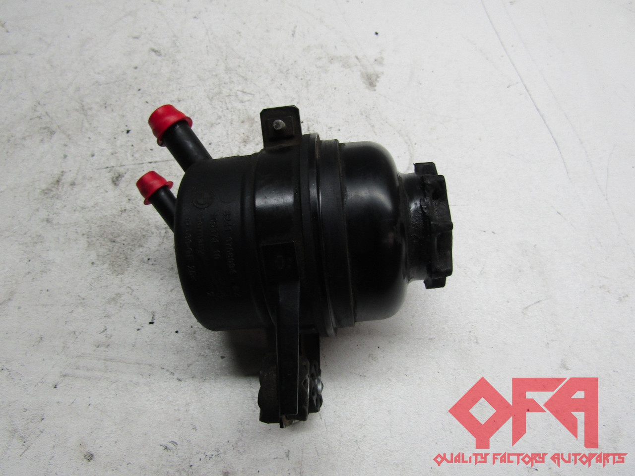 2008 bmw 335i e90 power steering fluid reservoir 32416768094 quality factory autoparts qfaparts com