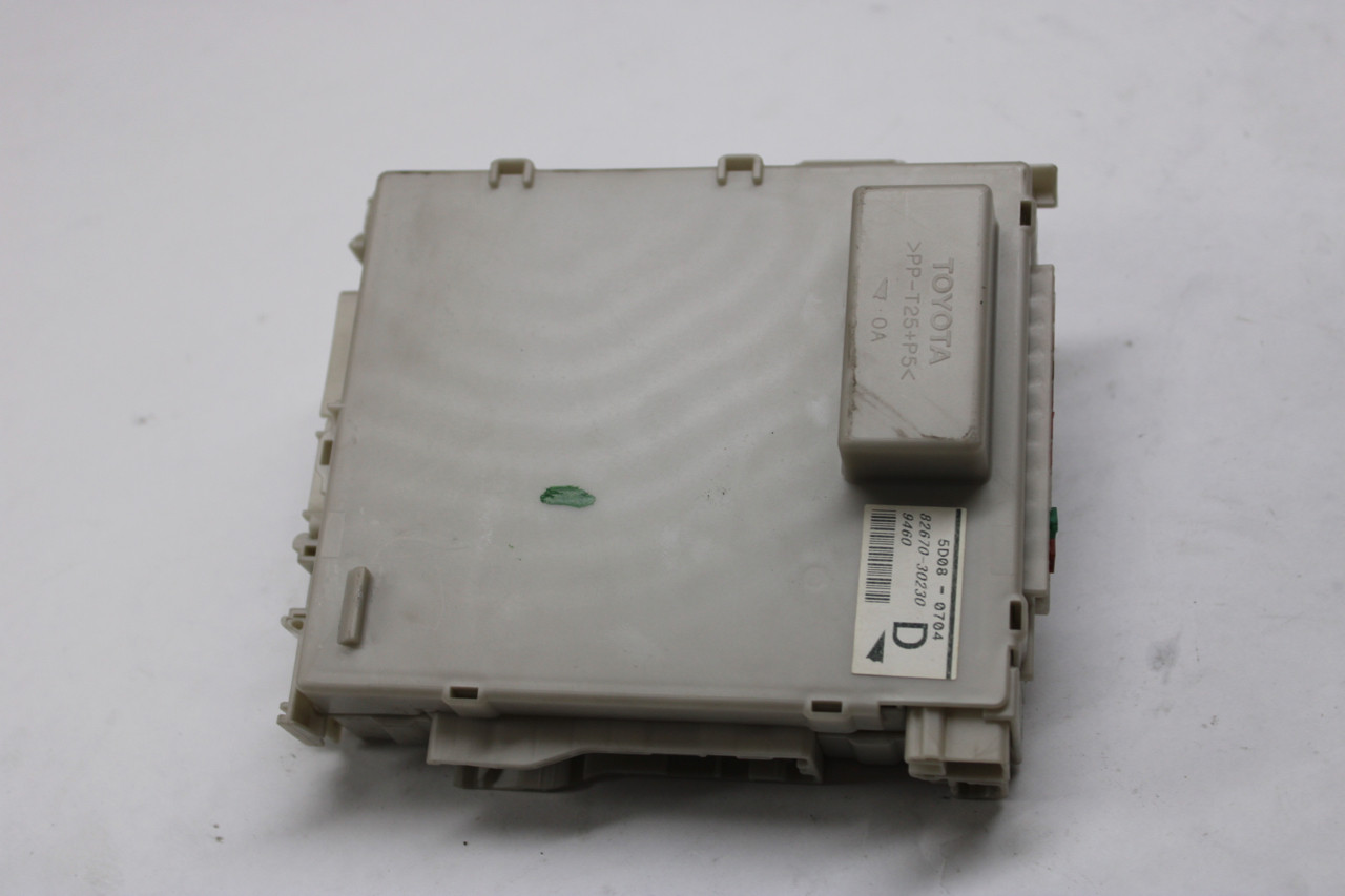 lexus is 300 fuse box 06 lexus gs 300  s190  rear junction fuse box 8267030230  06 lexus gs 300  s190  rear junction