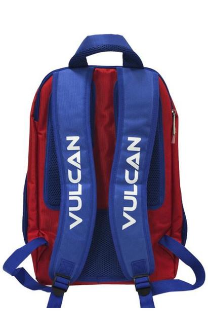 Vulcan Club Backpack Americana back