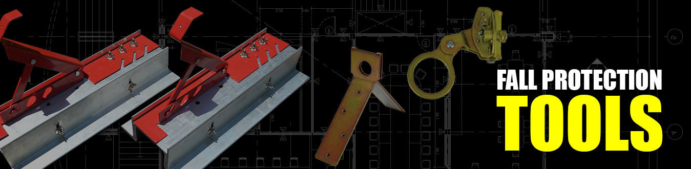 Roof Clamps and Tools