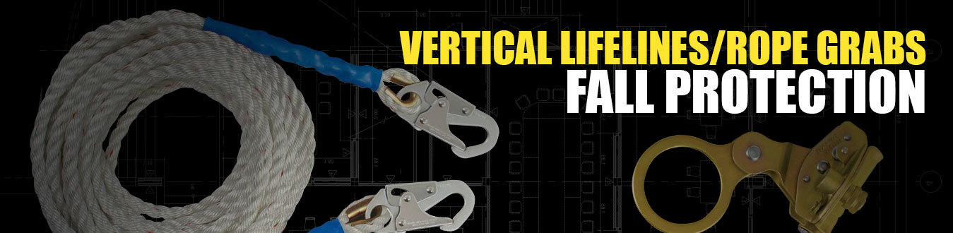 Vertical Lifelines/Rope Grabs