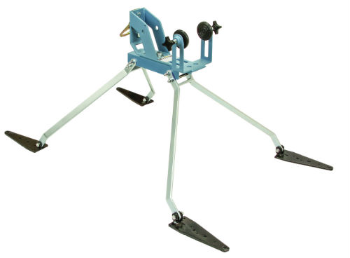 FallTech 7395C Deluxe Elevated SRD Anchor