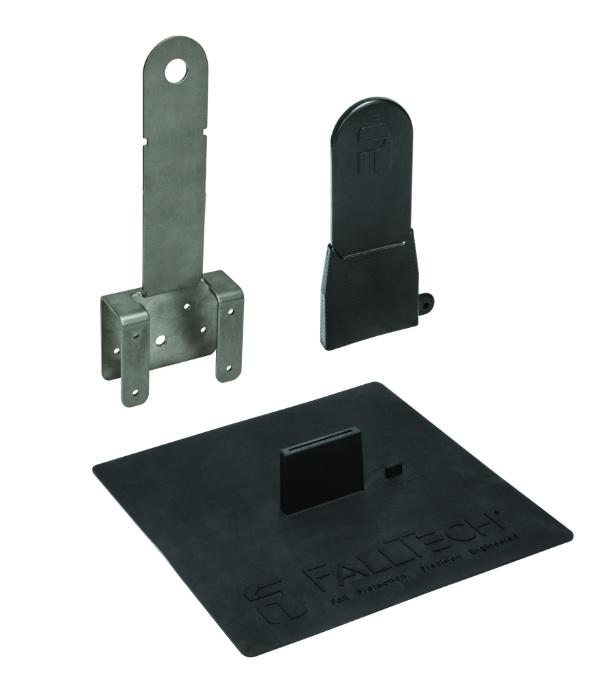 FallTech 7429SSK Permanent Truss Anchor Kit