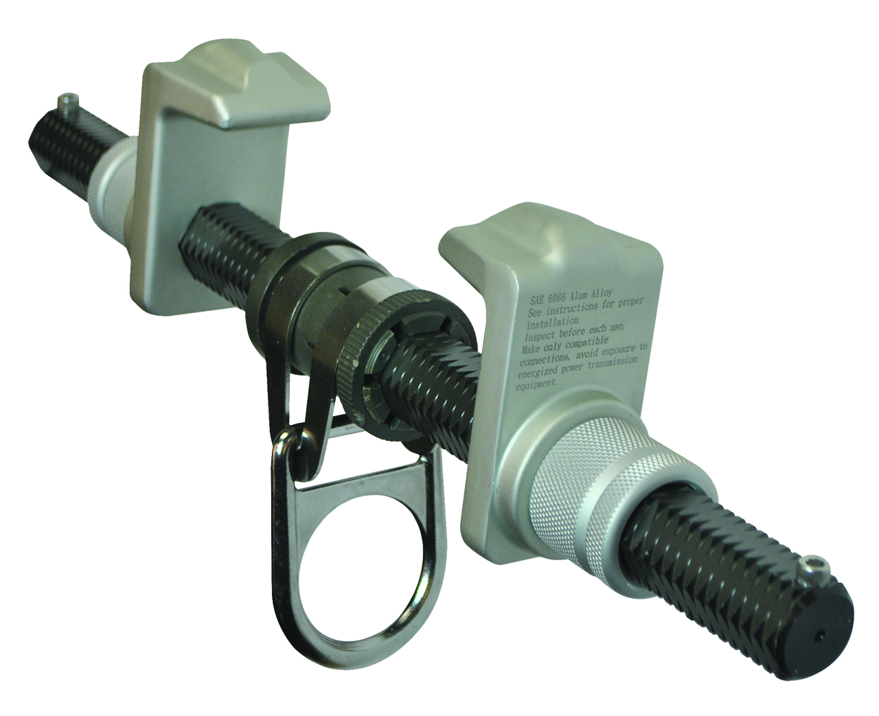 "FallTech 7534 18"" Trailing Beam Clamp Anchor"