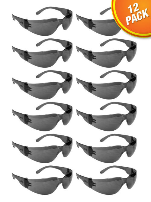 Malta SG1112 Tinted Safety Glasses (12 Pack)