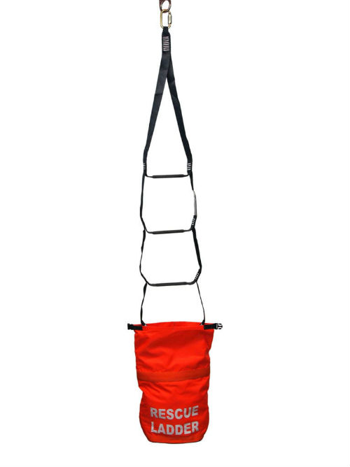Malta R0001 18' Ladder Rescue System with Belay