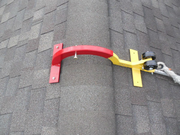 RidgePro Roof Peak Anchor Without Pole