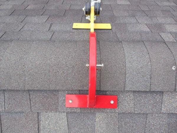 RidgePro Roof Peak Anchor Without Pole