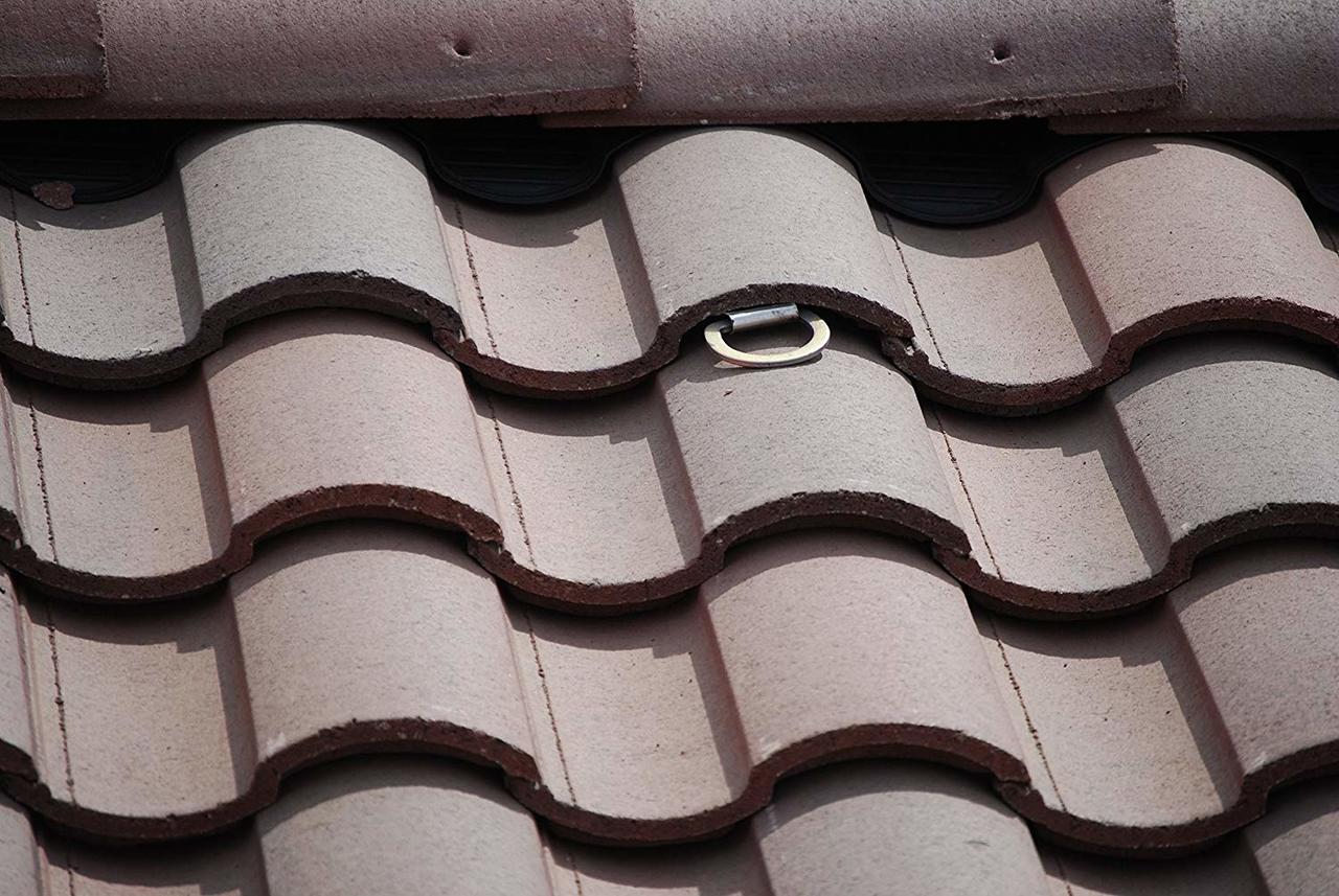 Super Anchor 2815-T Tile Roof Retrofit Anchor