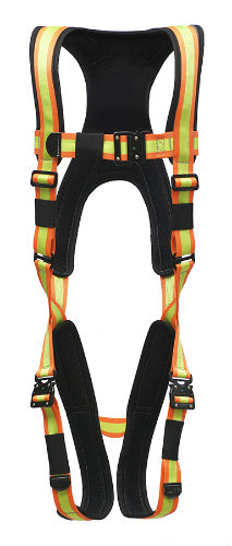 Super Anchor PD-6101 Hi Viz Deluxe Harness