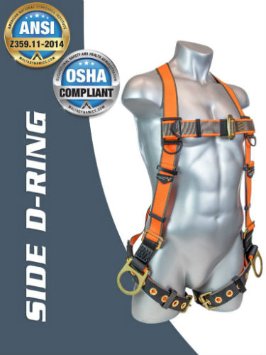 Malta B1102 Side D-Ring Harness S-M_L