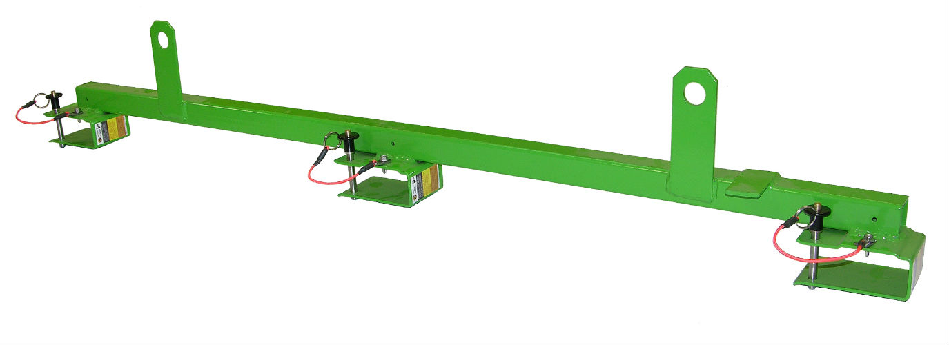 Super Anchor 1017A 4x2 Floor Joist Safety Bar