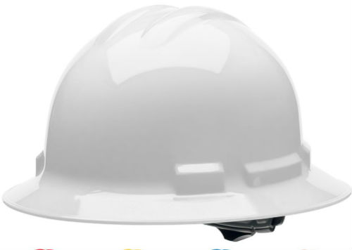 Malta HHW2004 Full Brim Hard Hat