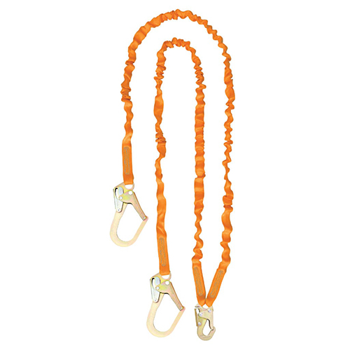 Malta 6' Double Internal Shock Absorbing Lanyard