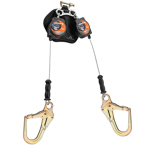Malta EdgeHog Leading Edge Dual 8' SRL with Rebar Hooks