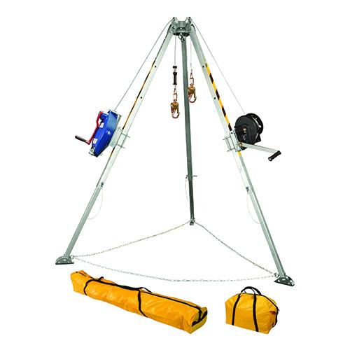 Falltech Tripod Kit SST 7276 +7297S +7281S +Bags F7509S