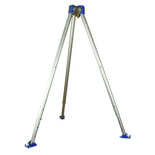 Falltech Confined Space Tripod 6'-11' Adjustable w/Storage Bag F7275