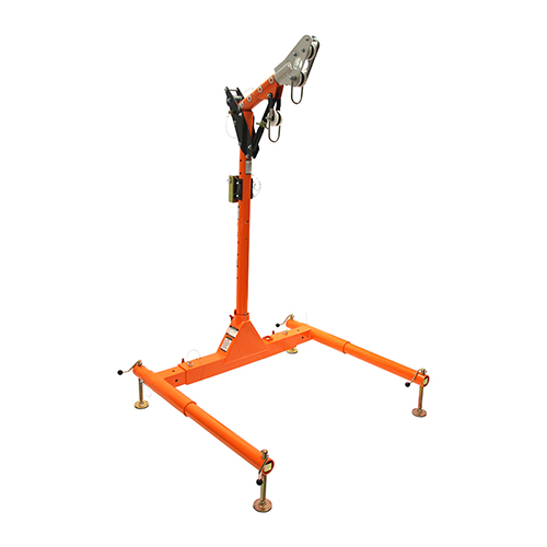 "Falltech 5pc Confined Space Davit System 12"" to 29"" F6050128"