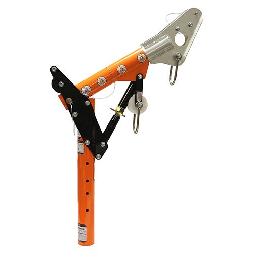 """Falltech Davit Arm 12"""" to 29"""" with Device Receiver Bracket"""