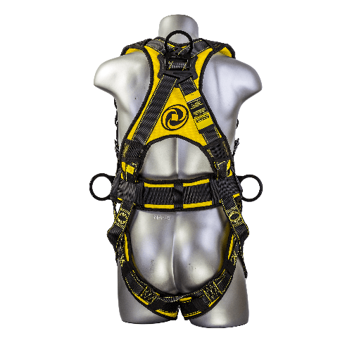 Guardian Cyclone Construction Harness M-L BLK