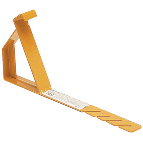 "PRO-LINE FIXED ROOF BRACKET STEEL 6"" YELLOW"