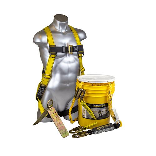 Guardian Bucket of Safe-Tie Anchor 50'