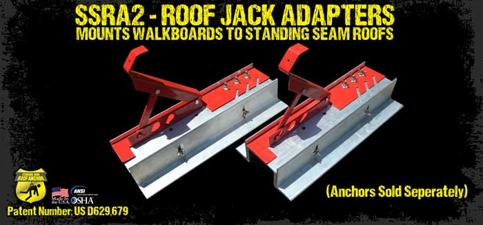 SSRA2 Roof Jack Adapter