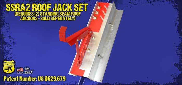 SSRA2 Roof Jack Adapter