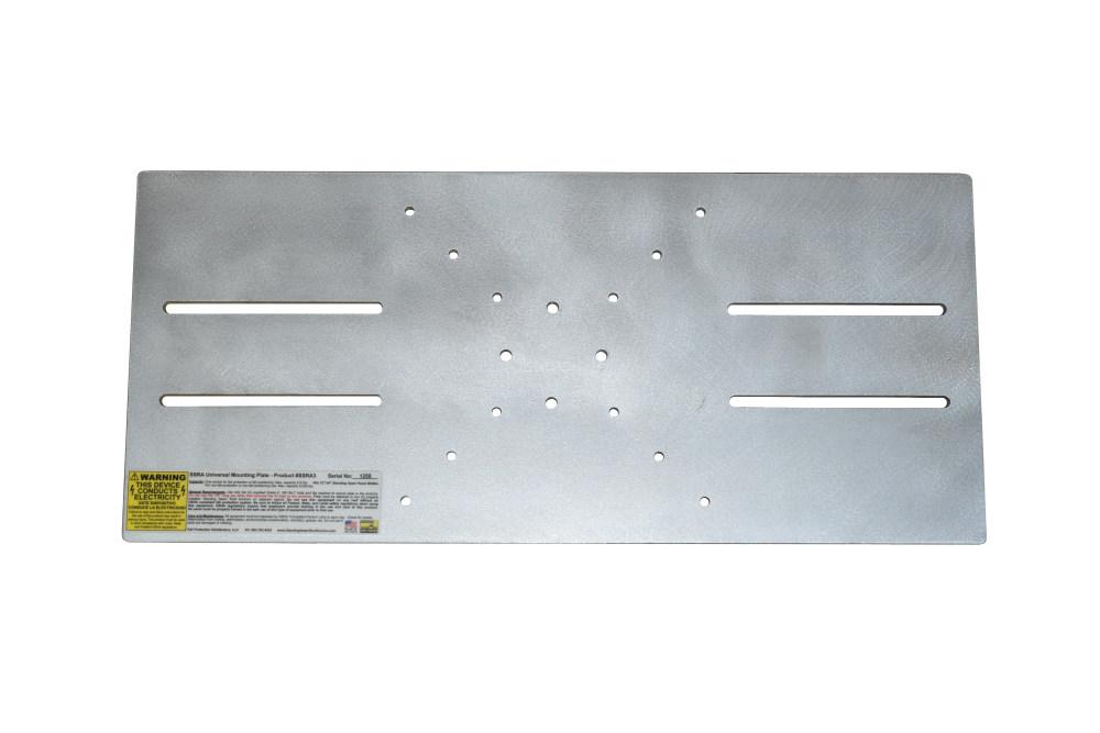 SSRA Horizontal Lifeline Kit With 4 SSRA1 Anchors and 2 SSRA3 Anchor Plates