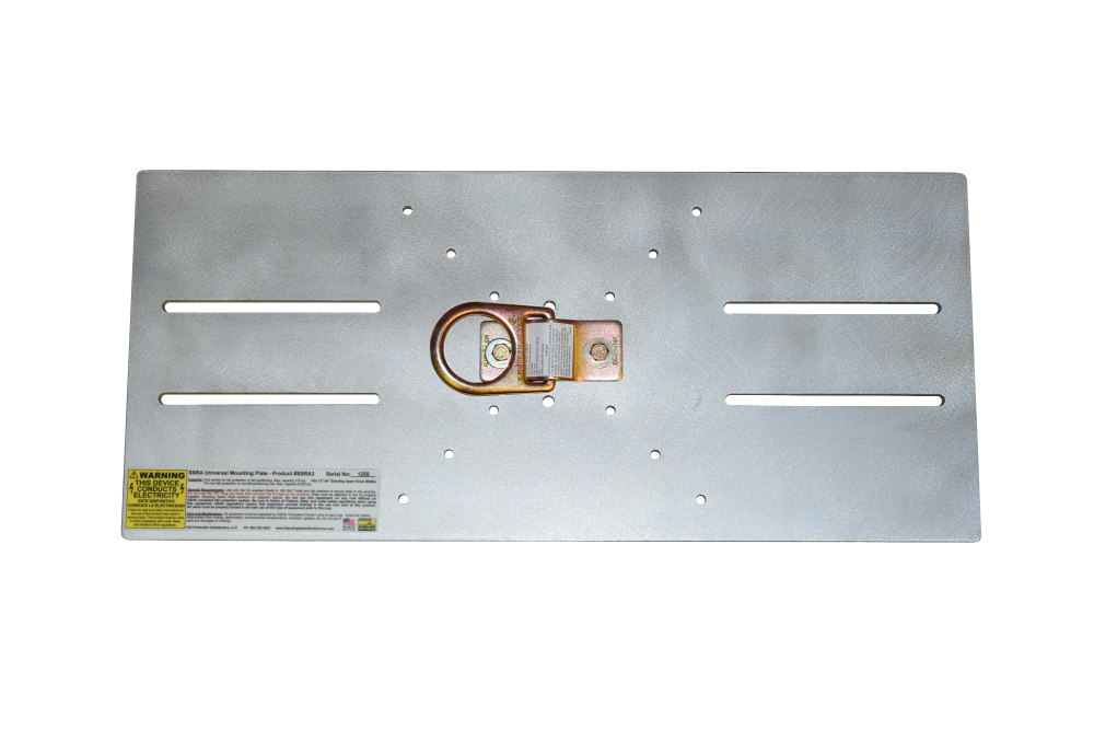 SSRA3 Anchor Plate