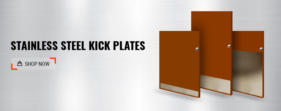 Shop Stainless Steel Kick Plates