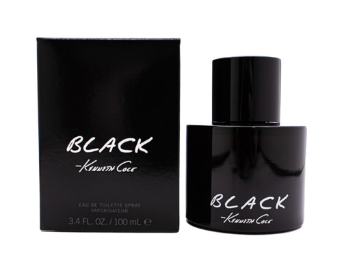 Black by Kenneth Cole 3.4 oz EDT for men
