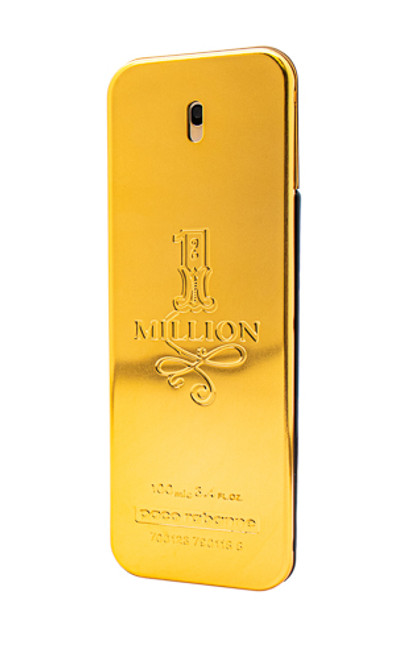 1 One Million by Paco Rabanne 3.4 oz EDT for Men Tester
