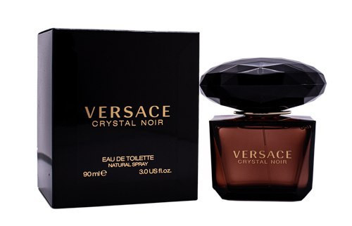Versace Crystal Noir by Versace 3.0 oz EDT for women