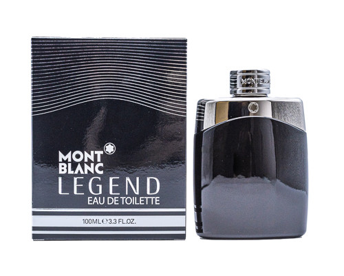Mont Blanc Legend by Mont Blanc 3.4 oz EDT for men