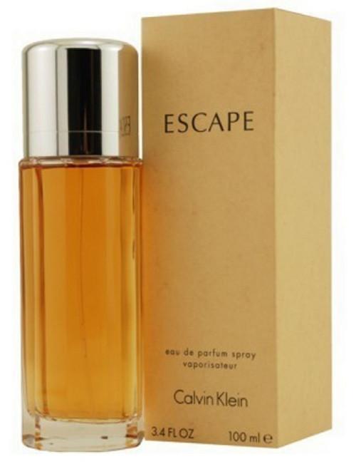 Escape by Calvin Klein 3.4 oz EDP for women