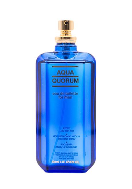 Aqua Quorum by Antonio Puig 3.4 oz EDT for men Tester