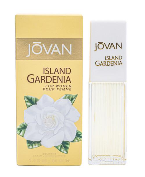 Jovan Island Gardenia by Jovan 1.5 oz Cologne Spray for women