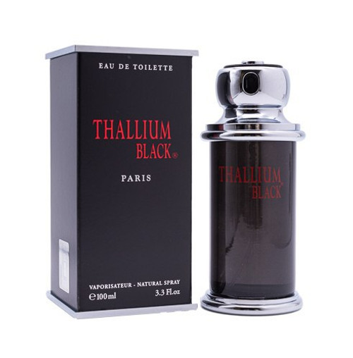 Thallium Black by Yves De Sistelle 3.3 oz EDT for men