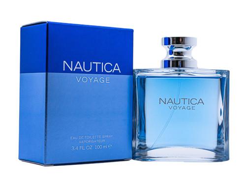 Nautica Voyage by Nautica 3.4 oz EDT for men