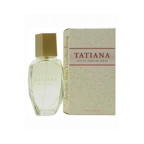Tatiana by Diane Von Furstenberg 3.4 oz EDP for women