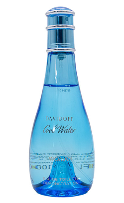 Cool Water by Davidoff EDT 3.4 oz for women Tester
