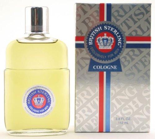 British Sterling by Dana 3.8 oz Cologne for men