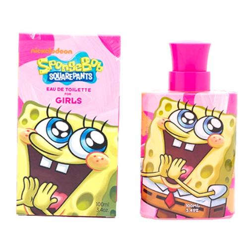 Spongebob Squarepants by Nickelodeon 3.4 oz EDT for Girls