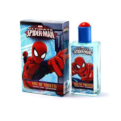 Spiderman Ultimate by Marvel 3.4 oz EDT for men