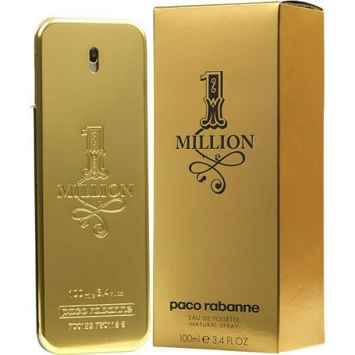 1 Million by Paco Rabanne 3.4 oz EDT for men
