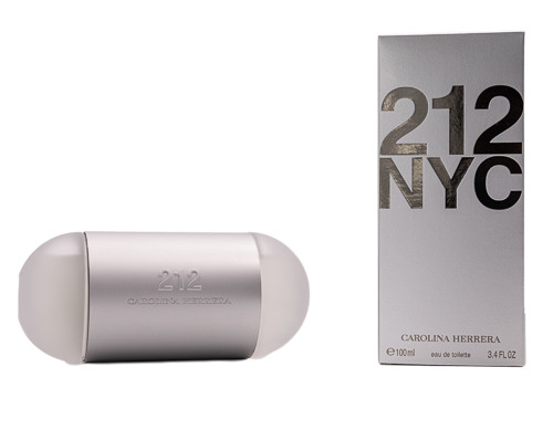 212 by Carolina Herrera 3.4 oz EDT for women